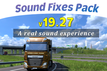 Sound Fixes Pack v19.27