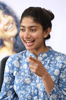 Sai Pallavi looks super cute in plain dress at her interview in Telugu about movie Fidaa ~ Exclusive Celebrities Galleries 046.JPG