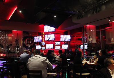 Comida con mucho estilo! Hard Rock Café Guatemala