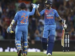 India vs Australia 3rd T20 2018 cricket highlight