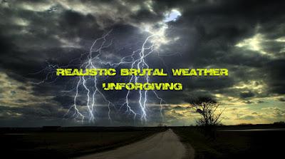 Realistic Brutal Weather Unforgiving V6.4