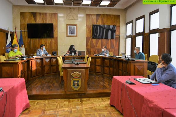 El Cabildo y el Gobierno abordan la mejora de la Red de Emergencias y Seguridad de Canarias en la Isla