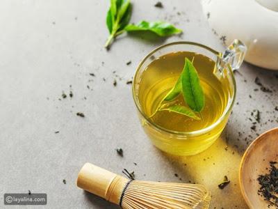 الشاي الأخضر وسره العظيم للبشرة وعلاج مشاكلها