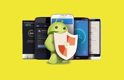 Antivirus untuk android
