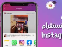 طريقة تنزيل فيديوهات انستقرام Instagram Reels على اندرويد او ايفون او الكمبيوتر