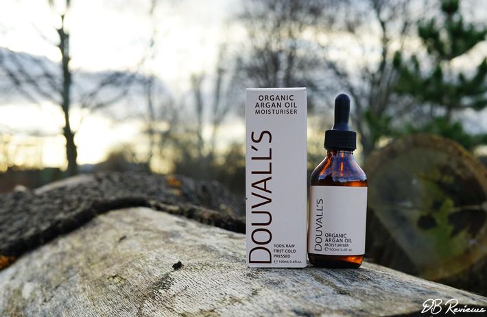 Douvall's Luxury Size Organic Argan Oil Moisturiser