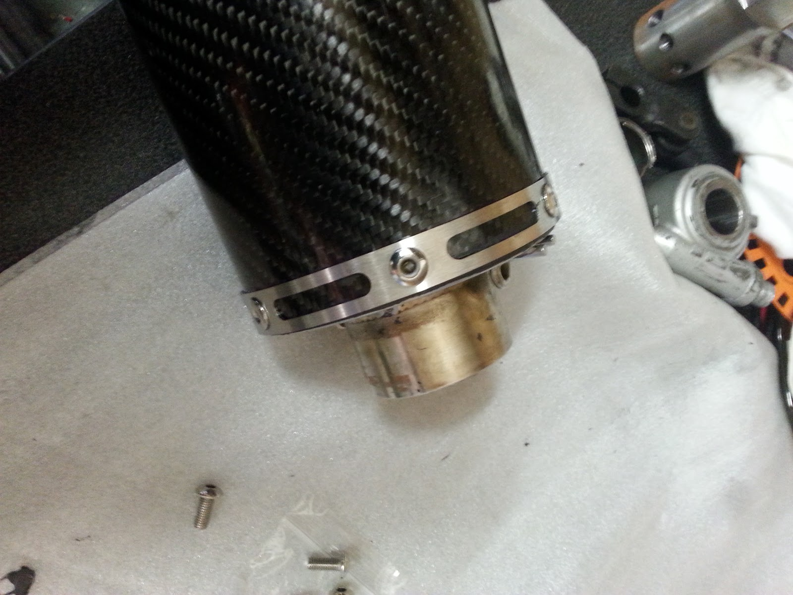 CBR250RR EFI Conversion with Microsquirt