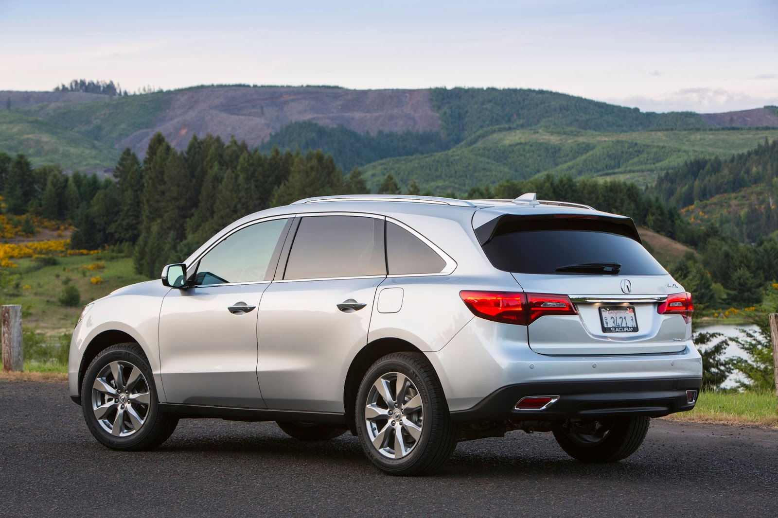 acura mdx packages