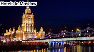 Cheap and best hotels in Moscow