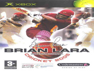 Brian Lara International Cricket 2005 Game Free Download