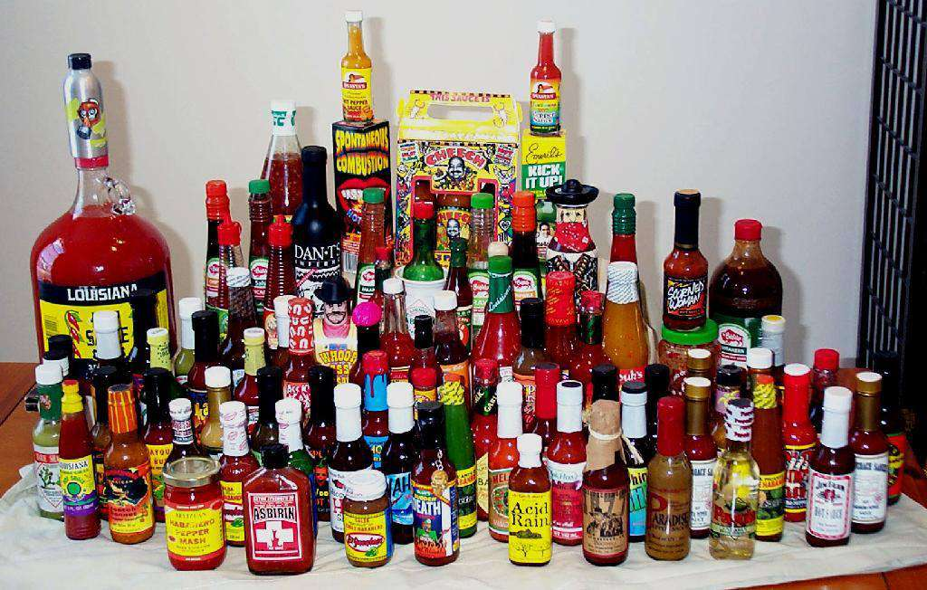 National Hot Sauce Day Wishes Images