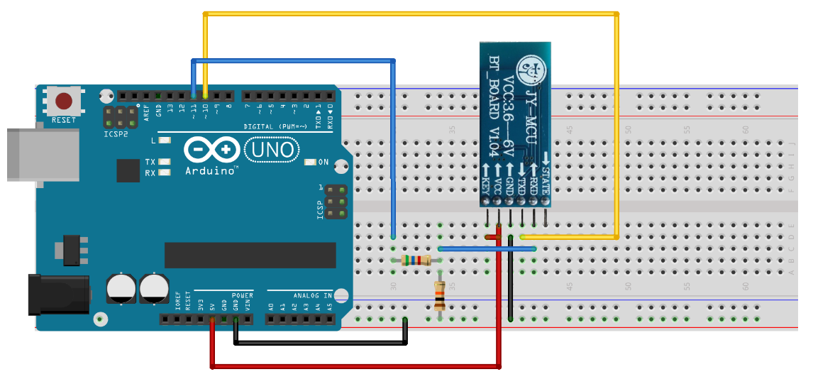 Android and Arduino Serial Bluetooth App BlueSerial