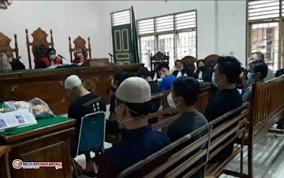 JPU Hadirkan 9 Terdakwa Perkara Dugaan Pembunuhan Asiong, Edy Akui Ada Menyuruh Mencari Korban