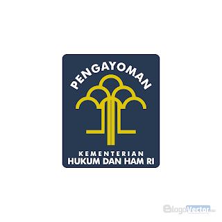 Kemenkumham RI Logo vector (.cdr)