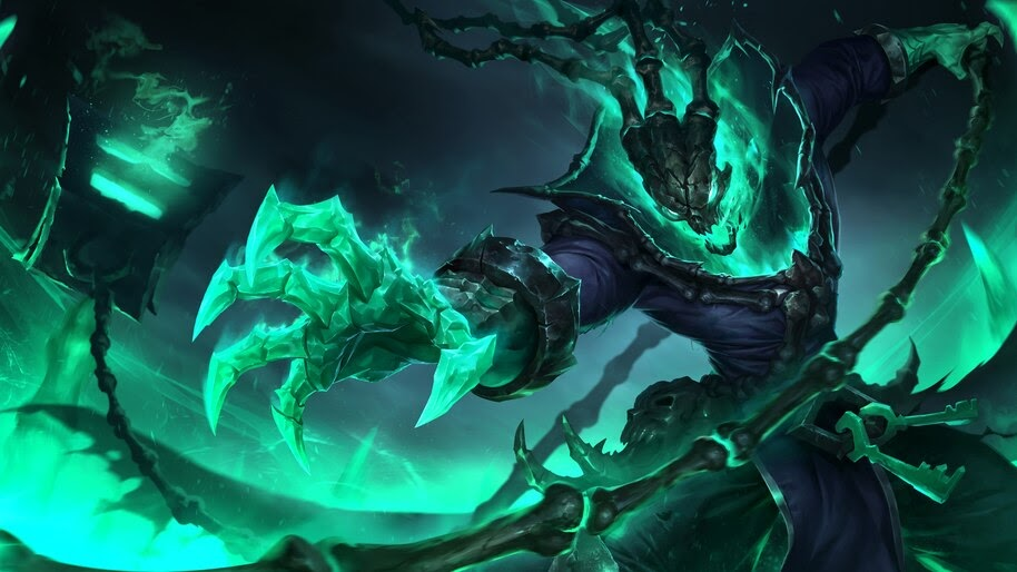 Thresh Lol Legends Of Runeterra 4k Wallpaper 4 1659