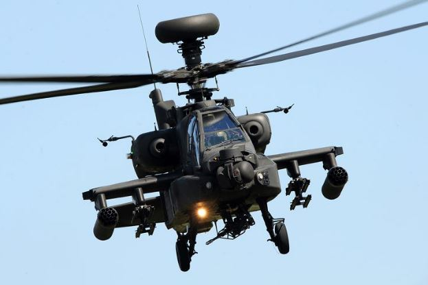 Boeing AH-64 Apache engine
