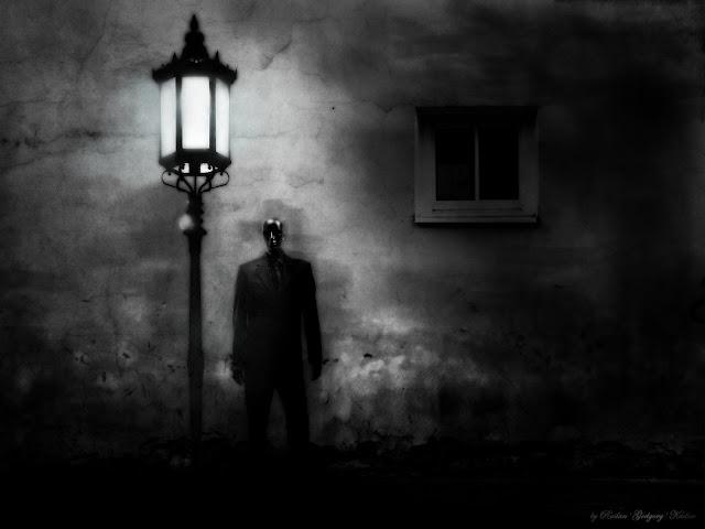 Karanlık Sokak Görseli