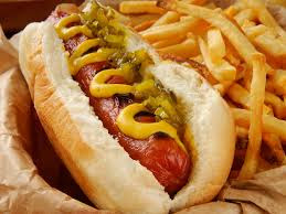 Hot dogs cancer causing food