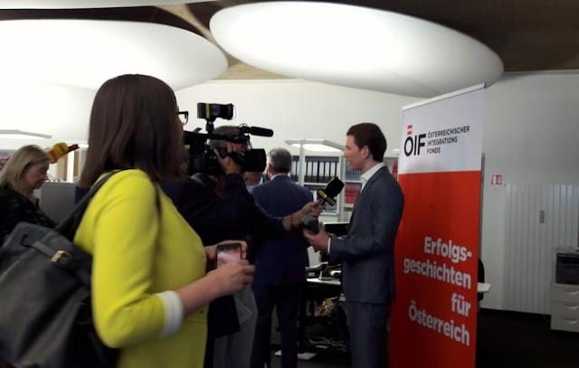 النمسا: كورتس يروم وضع الاندماج في حقيبة منفردة
