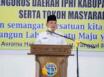 Bersama Wagubsu, Pjs Bupati Labuhanbatu Silaturahmi Bersama IPHI Labuhanbatu