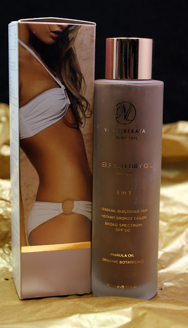 vita liberata, self tan, self tanning oil, sephora, self tanner, self tanning, sun safety, tahitian, monoi oil, SPF 50, SPF