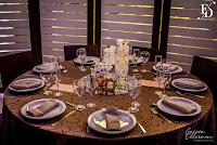 casamento com cerimônia na igreja são josé la salle em canoas e recepção no restaurante qoppa do unilasalle em canoas com decoração simples rústico chique em marrom dourado e branco com orquídeas brancas por fernanda dutra eventos cerimonialista em canoas wedding planner em portugal especializada em casamento para brasileiros em portugal casamento de brasileiros na europa