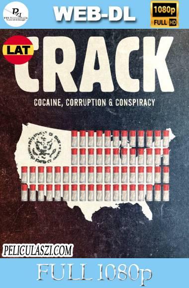 Crack: Cocaína, Corrupción y Conspiración (2021) Full HD WEB-DL 1080p Dual-Latino
