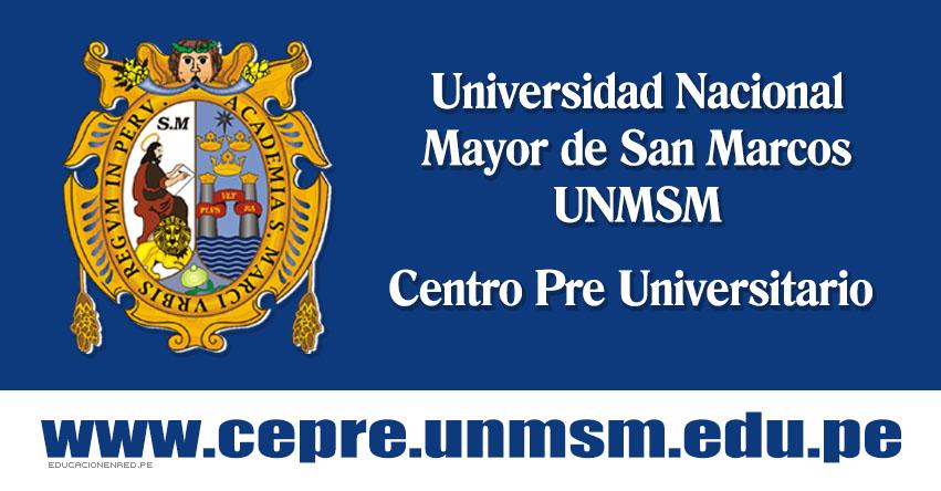 CEPREUNMSM 2019-1 - Puertas de Ingreso y Locales (Examen Domingo 1 Septiembre) Cuarto Examen Ciclo Ordinario - Centro Pre Universitario - Universidad Nacional Mayor de San Marcos (UNMSM) INTRANET - www.cepre.unmsm.edu.pe