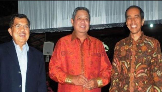 Jokowi Harus Mendengar Pertanyaan JK Dan Peringatan SBY