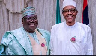 I'm not Buhari's yes-man - Ahmed Lawan