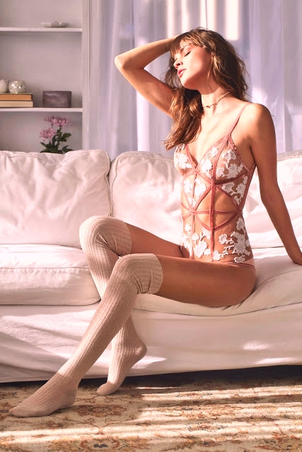 Valentine's Day Lingerie Latest by Intimately Free People