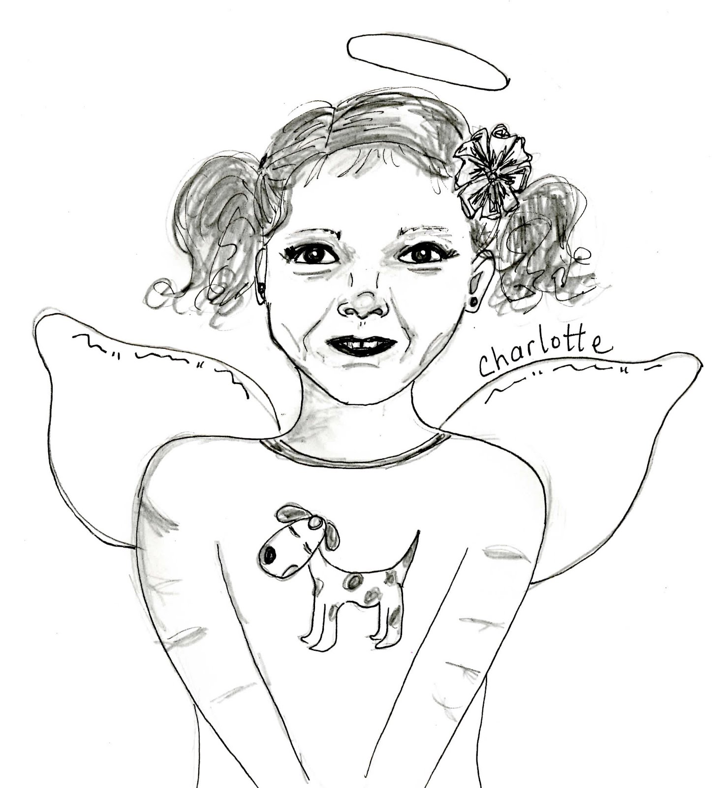 Gracie and Co.: Sandy Hook Elementary angels