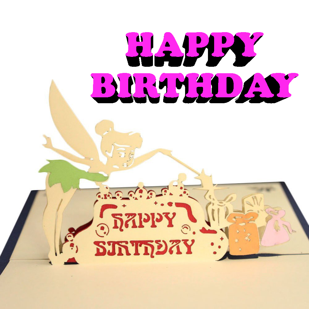 3d Birthday Greetings Cards For Facebook Wishes Love