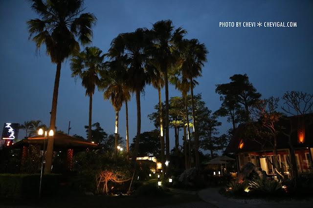 IMG 0712 - 台中龍井│不夜天夜景餐廳*不用出國也能感受南洋風情。特色柴燒窯烤披薩別錯過
