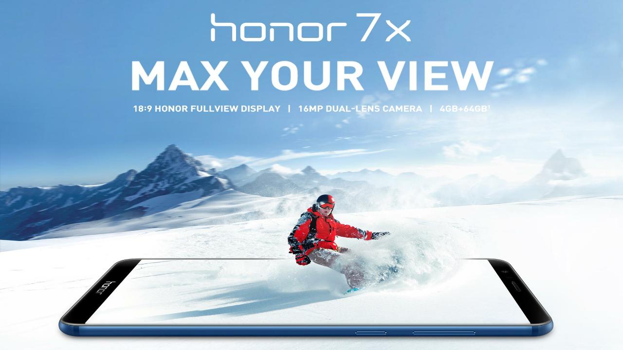 Harga Honor 7X Terbaru 2019 dan Spesifikasinya