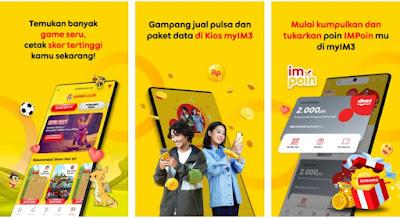 Cek Nomor Indosat Im3 Ooredoo Lewat Aplikasi