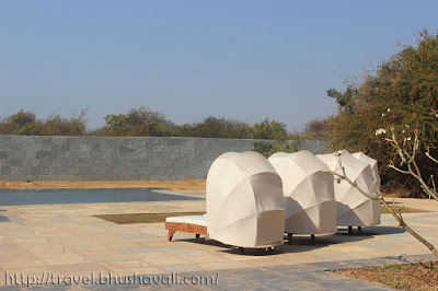 Orange County Resort Hampi - A Review - Part II (Ballari - Karnataka)