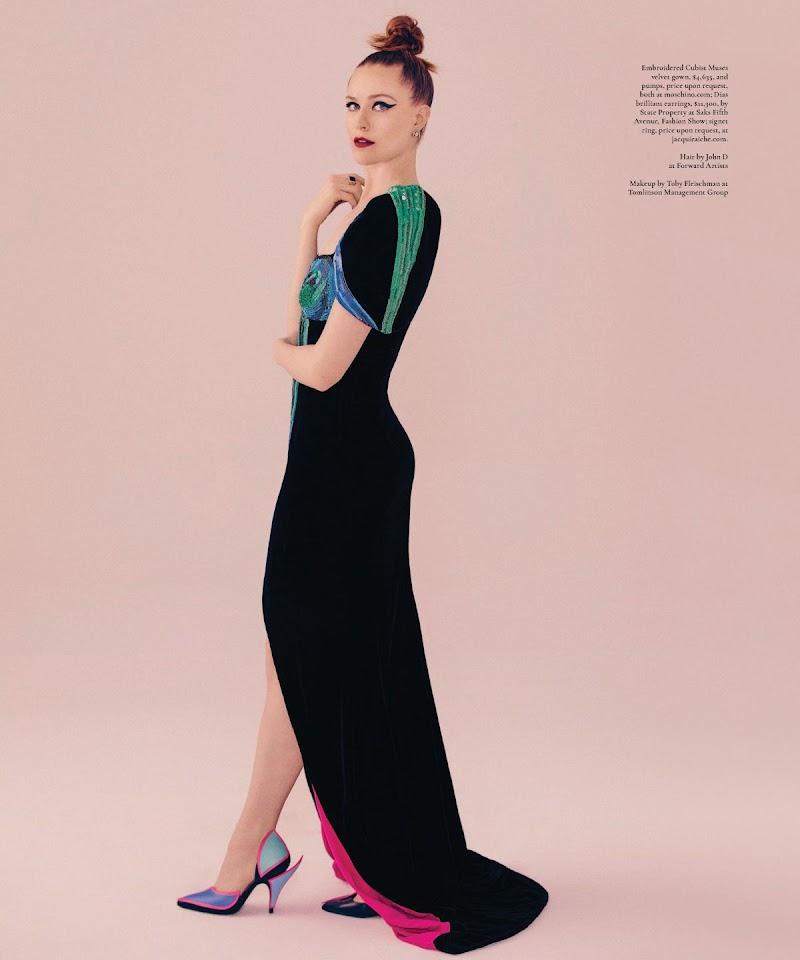 Evan Rachel Wood Featured  in Vegas Magazine -March 2020