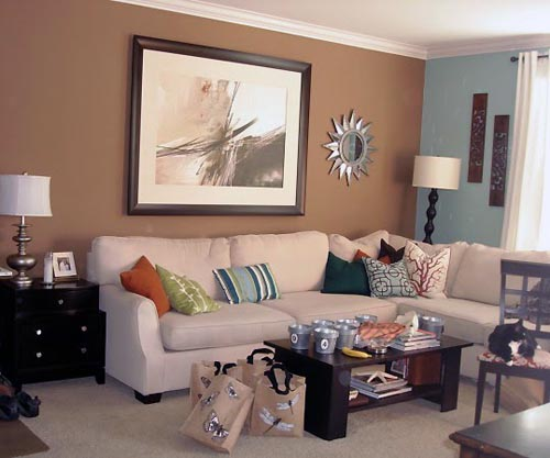 Creative Ideas for Accent Walls in Living Room | Modern Home Design