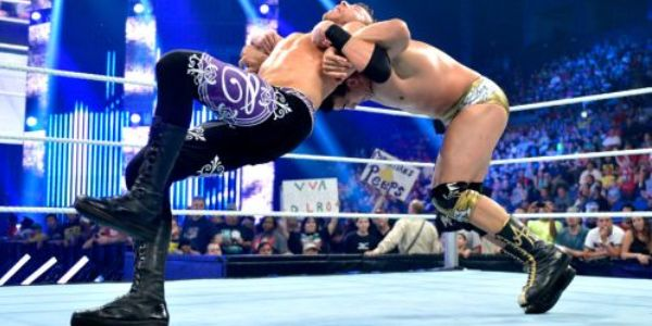 Christian on WWE SmackDown