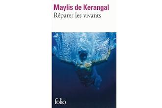 Lundi Librairie : Réparer les vivants - Maylis de Kerangal