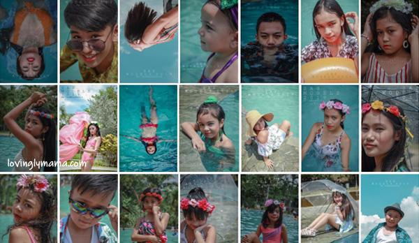summer modeling workshop for kids - SAS Entertainment - Bacolod mommy blogger - Bacolod blogger - Santacruzan - summer pictorial - Granada Ecopark