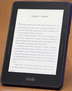 Kindle voyage college study
