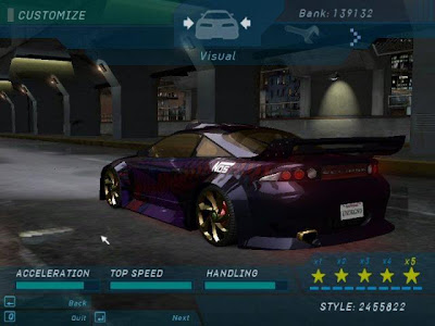 Need For Speed Underground 1 PC Full En Español - Ciudad Gamer