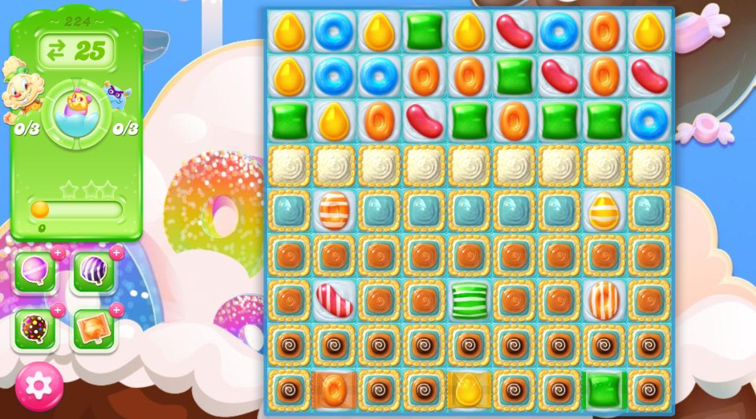 Candy Crush Jelly Saga 224