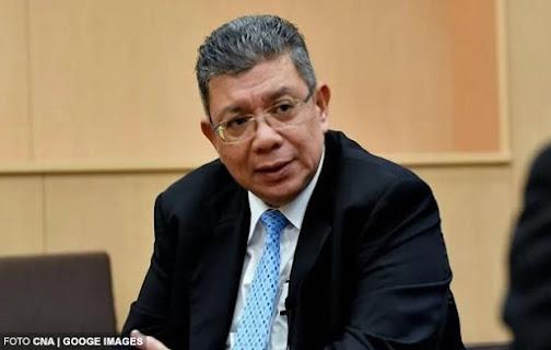 'Rupanya tak boleh lurus, bila lurus kena pelangkung' - Saifuddin mohon maaf, tiada lesen akan diken