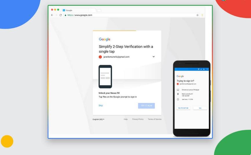 يقول تحديث الأمان الجديد من Google أنه لا داعي لتذكر كلمات المرور