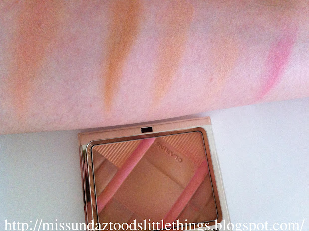 Clarins - Colour Accents Face And Blush Powder