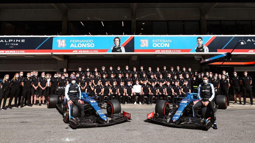 A chegada de Alonso na Alpine significou que Ocon enfrentou as mais difíceis batalhas de companheiros de equipe em 2021
