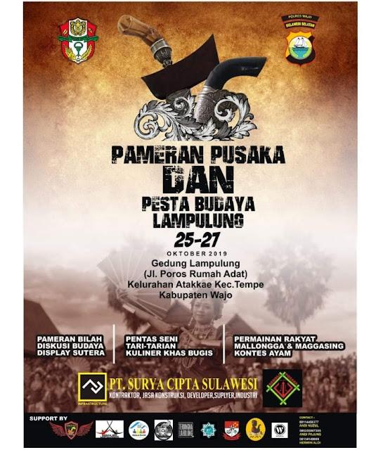 Lestarikan Budaya, Komunitas Pusaka se-Kabupaten Wajo Bakal Gelar Pameran